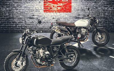 Lusomotos – Distribuidor Oficial da SWM Motorcycles em Portugal
