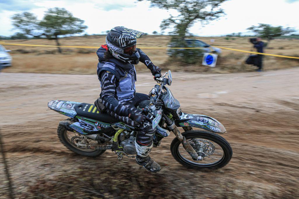 Armindo Neves estreia em Portalegre moto para o Africa Eco Race